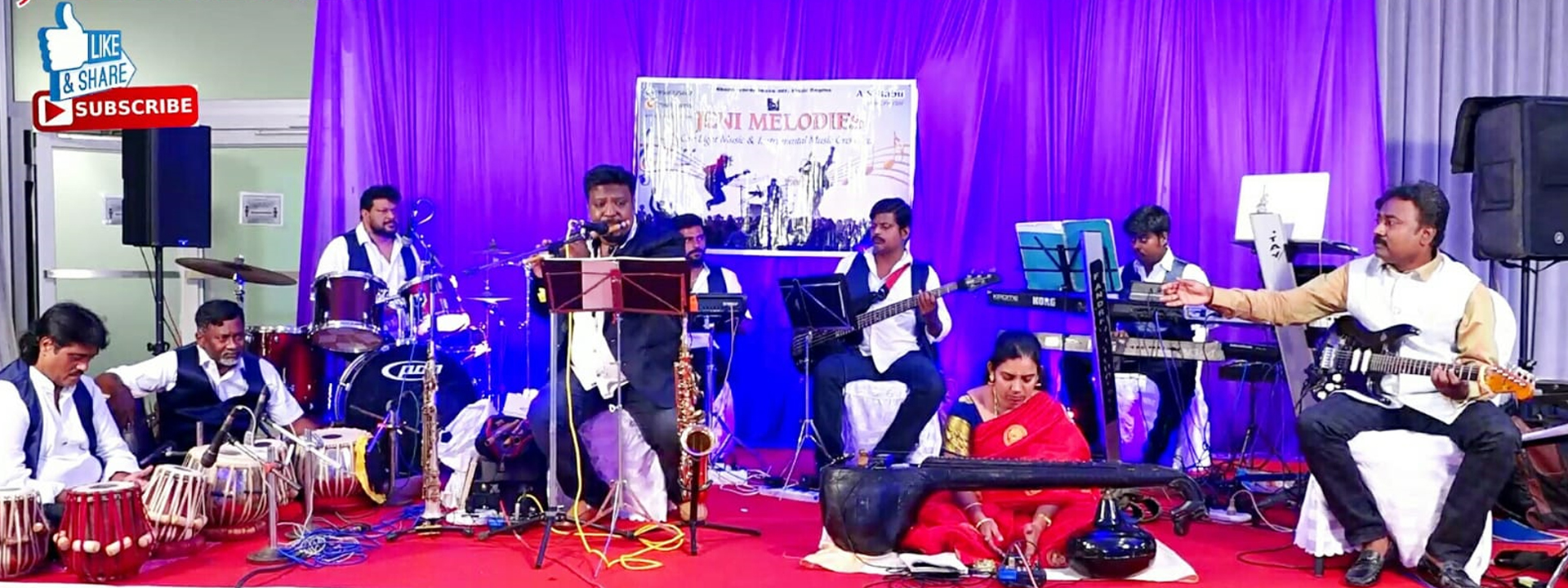 Light_Music_in_Troupes_Orchestra_in_Chennai_Tamilnadu